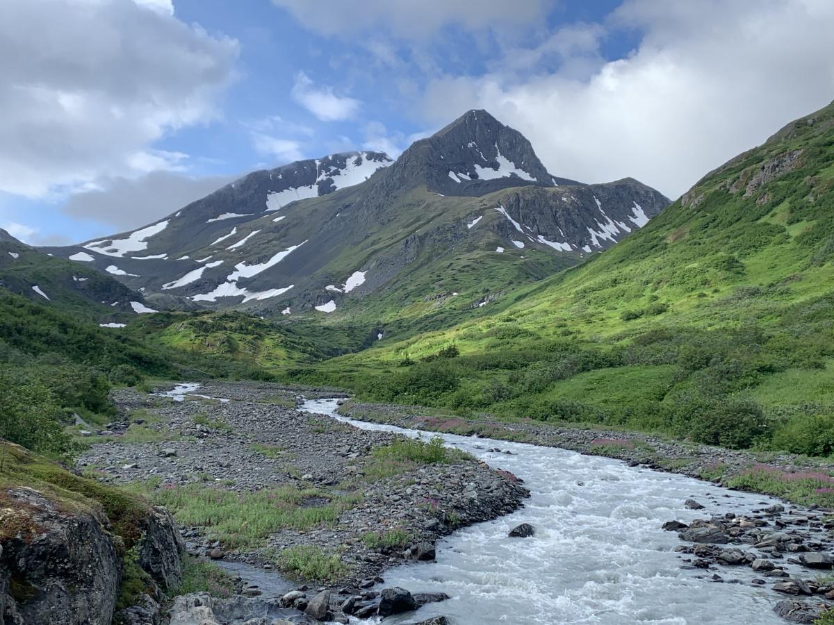 Crow Pass – Alaska Hike Search