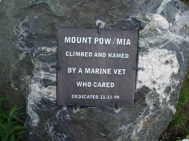 Memorial plaque. Photo submitted anonymously.
