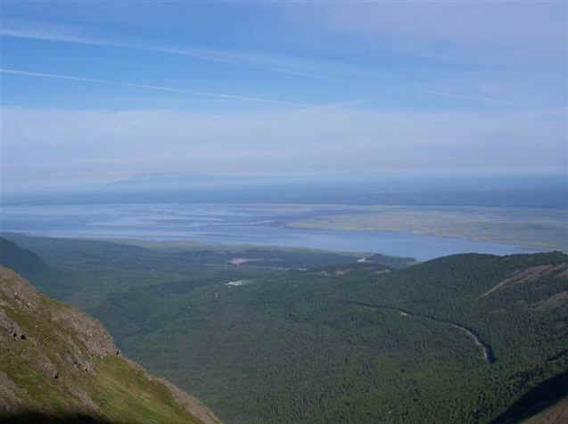 Eklutna Laake and Cook Inlet. Photo submitted anonymously.