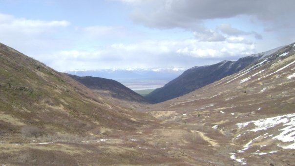 Ptarmigan Valley. Photo by John McKiernan.