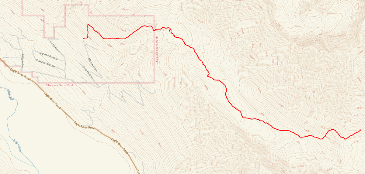 Map of Ram Valley